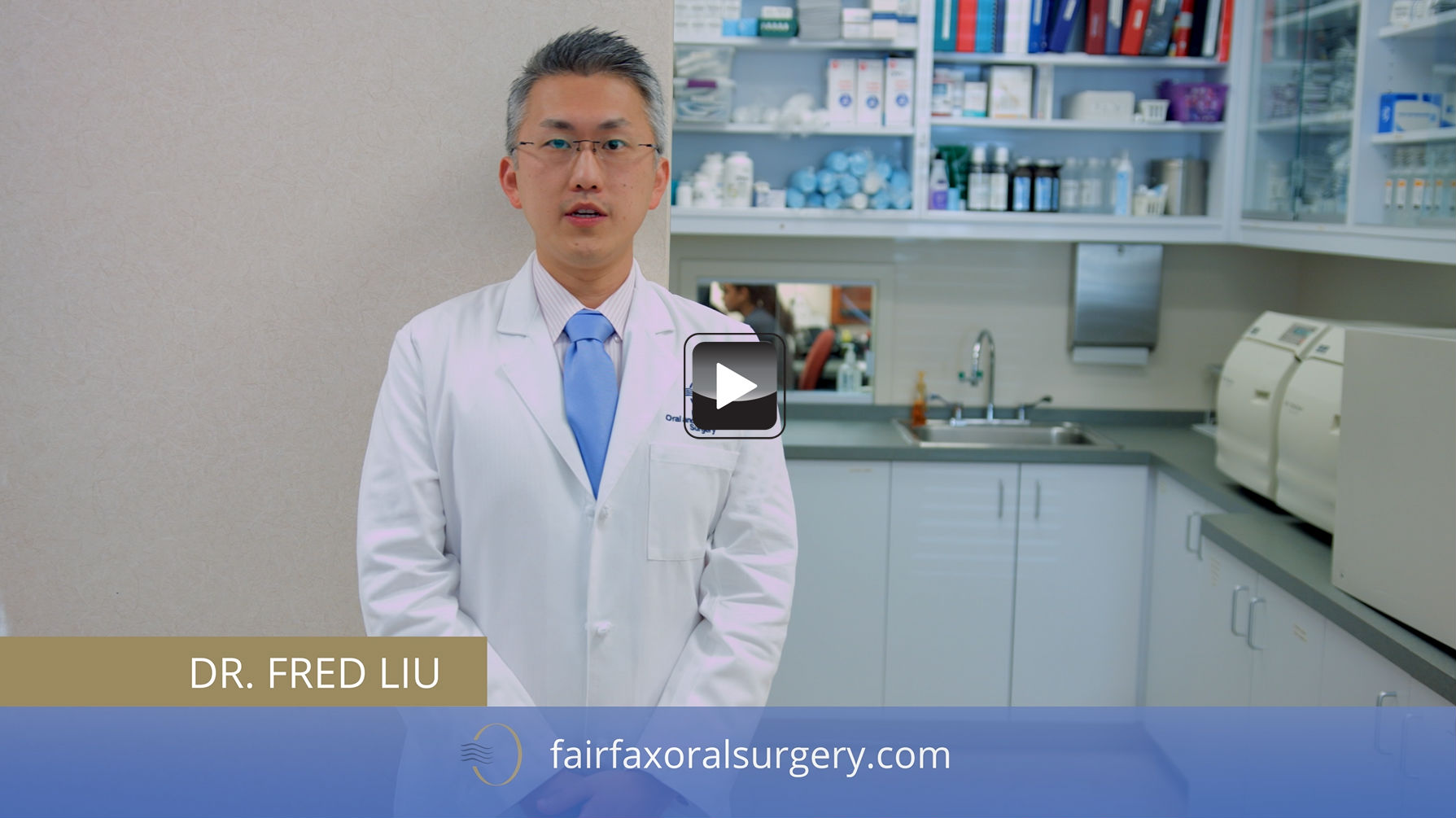 Dr Fred Liu Fairfax Oral Maxillofacial Surgery