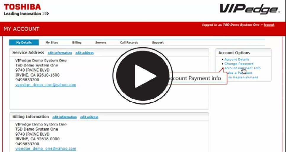 Automated Payments